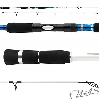 Crossfire Spin 2,10m 10-40g 2 Teile Daiwa Angelrute Spinnrute