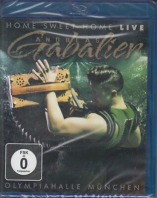 Andreas Gabalier / Home Sweet Home - Live aus der Olympiahalle München (Blu-ray)