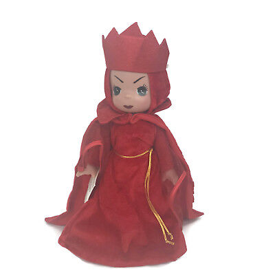 """Precious Moments Disney Parks Exclusive Christmas Blessing Evil Queen 12"""" Doll"""