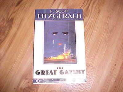 "F. Scott Fitzgerald ""THE GREAT GATSBY"" - Not quite Mint, but Very Nice PB"