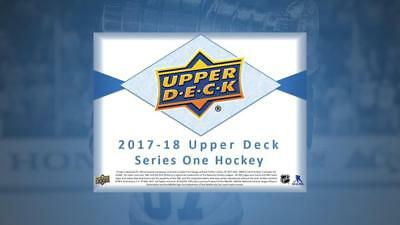 2017-18 Upper Deck High Gloss Cards Pick From List 1-250 (Includes Young Guns)