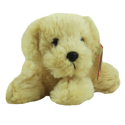 Aurora World Plush - Mini Flopsie - BAILIE the Golden Retriever (8 inch) - New