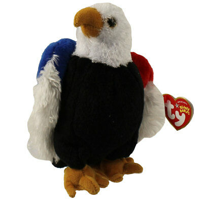 - MWMT/'s Stuffed Animal Toy 5.5 inch TY Beanie Baby FREE the Eagle