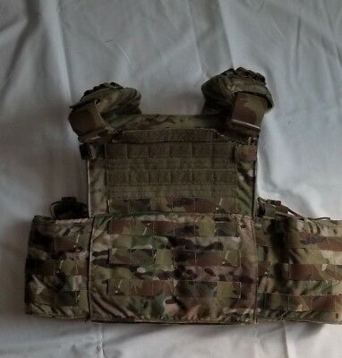 Eagle Industries MMAC Plate Carrier Small Multicam CRYE SEALs