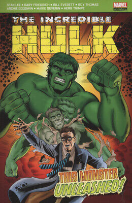 The Incredible Hulk: This monster unleashed by Stan Lee (Paperback)