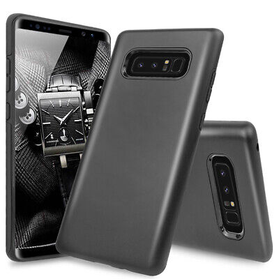 For Samsung Galaxy Note 8 Dual Layer Shockproof Hybrid Armor Protective Case