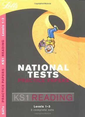 Letts Key Stage 1 Practice Test Papers - Reading: levels 1-3,Laura McDuell