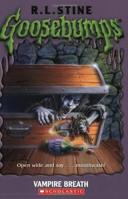 Vampire Breath (Goosebumps),R L Stine