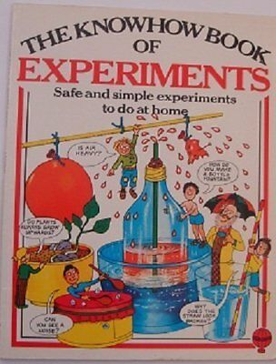 Experiments (Know How Books),Heather Amery, Colin King