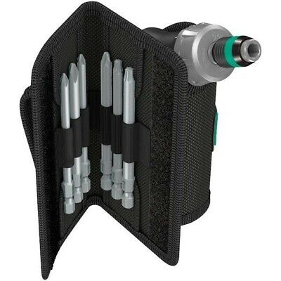 Wera 05051031001 Kraftform Kompakt Pistol RA 4 Ratchet Screwdriver Set 13 Piece