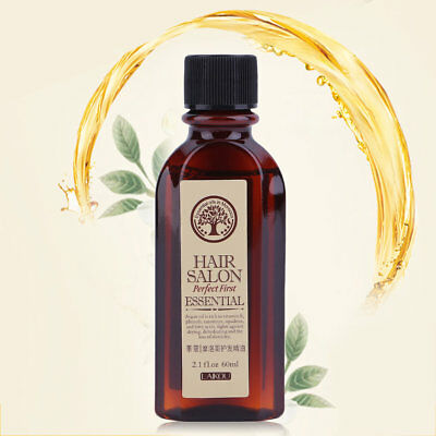 60ML LAIKOU Multifunctional Hair Care Moroccan Pure Argan Oil Dry Hair Oil RY