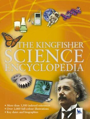 The Kingfisher Science Encyclopedia,Clive Gifford, Peter Mellet, Martin Redfern