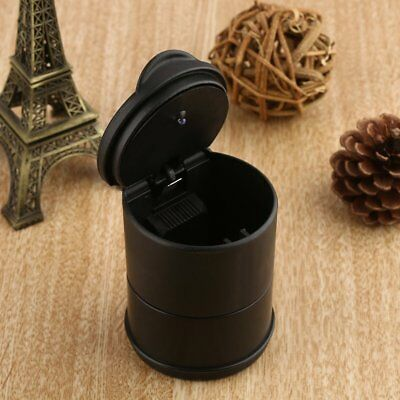 Auto Car Truck LED Cigarette Smoke Ashtray Ash Cylinder Cup Holder Tank RY