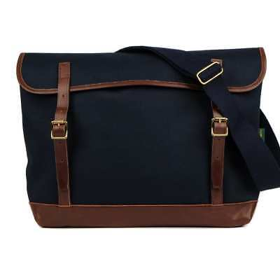 Sporting Lodge with Brady Special Edition Maclaren Bag Navy