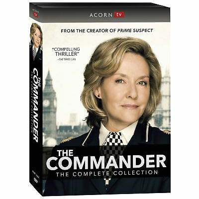 The Commander: The Complete Series (DVD, 2018, 7-Disc Box set)