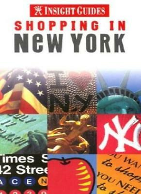 New York Insight 'Shopping' Guide (Insight Shopping Guides),Brian Bell