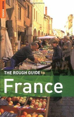 The Rough Guide to France (Rough Guide Travel Guides),David Abram,Andrew Benson