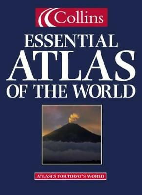 Collins Essential Atlas of the World (Atlases for Today's World),Harper Collins