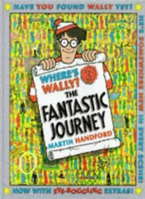 Where's Wally?: Fantastic Journey, 10th Anniversary Special Ed ,.9780744555387