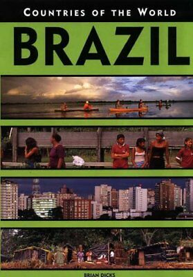 Brazil (Countries of the World),Brian Dicks