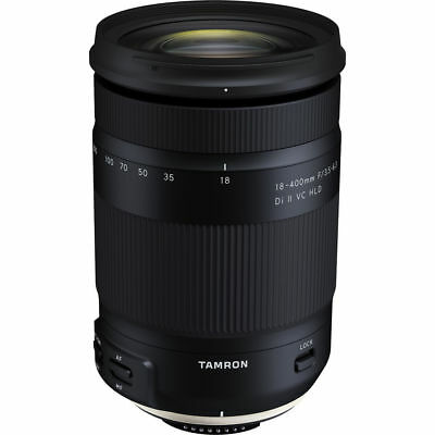 Tamron 18-400mm f/3.5-6.3 Di II VC HLD Lens for Nikon F AFB028N-700