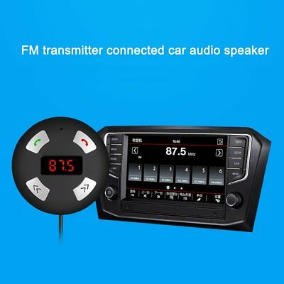 Universal Car Bluetooth FM Transmitter Receiver LED Display USB Charger RY