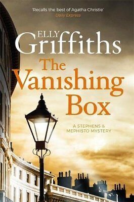 The Vanishing Box: Stephens and Mephisto Mystery 4, Griffiths 9781784297015*-
