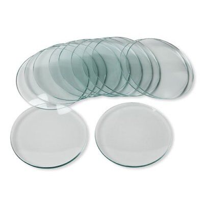100mm Plain Watch Glass Beaker Cover, Karter Scientific - 213H11 (Pack of 10)