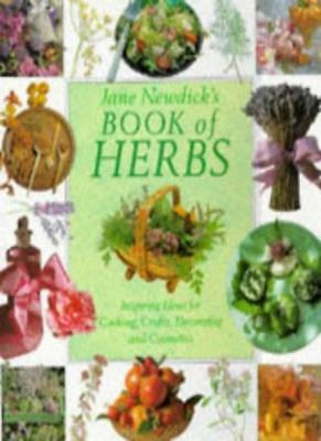 Book of Herbs,Jane Newdick