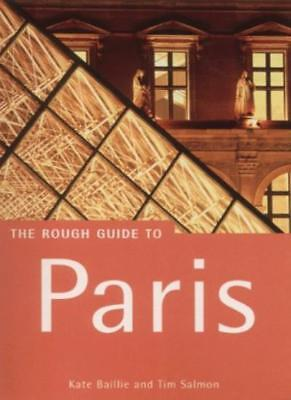 The Rough Guide to Paris (Rough Guide Travel Guides),Kate Bail ,.9781858286815