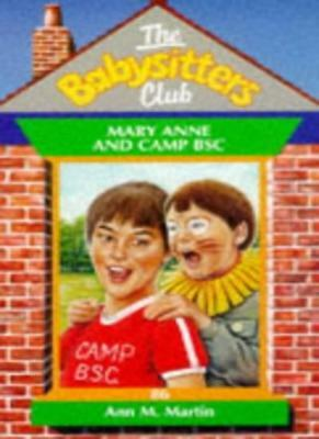 Mary Anne and Camp BSC (Babysitters Club),Ann M. Martin