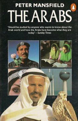 The Arabs (Penguin history),Peter Mansfield- 9780140135749