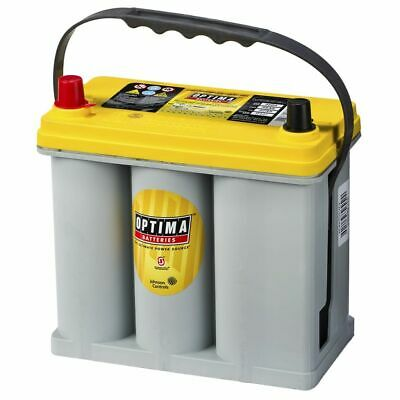 Optima Batterie Yellow Top Autobatterie Starterbatterie 12 V 38 Ah YT S-2.7