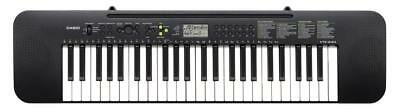 Casio Ctk-240 Keyboard 49 Tasten Synthesizer Home Keyboard 100 Rhythmen Lcd Neu
