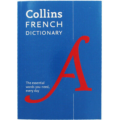 Collins French Dictionary (Paperback), Non Fiction Books, Brand New