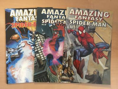 US-Marvel: Amazing Fantasy 16-18