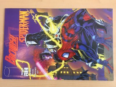 US-Marvel: Backlash / Spider-Man 1