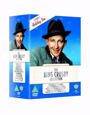 Bing Crosby - The Bing Crosby Collection [DVD] - Bing Crosby CD TOVG The Fast