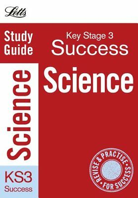 Science: Study Guide (Letts Key Stage 3 Success),Various