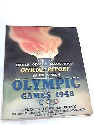 The British Olympic Association Official Report of the Lond ( - 1948) (ID:14665)