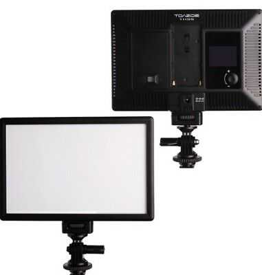 🚩💥‼️Photography Fill LED Video Light TOAZOE Ultra-thin For Canon‼️💥🚩