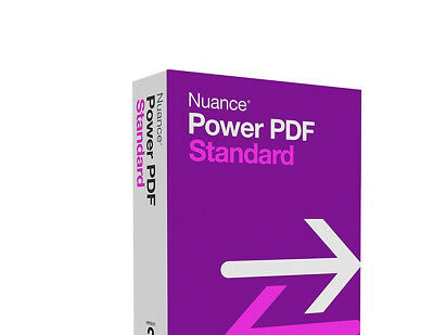 Nuance Power PDF Standard 2.0 Free Shipping!