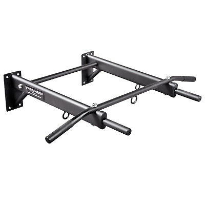 TrainHard® Klimmzugstange Wandmontage Reckstange Turnstange Pull Up Bar Klimmzug
