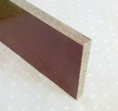 tufnol sheet 54mm wide x 6mm thick up to 122 cms long, please read listing fully