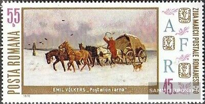 Romania 2894 (complete.issue.) unmounted mint / never hinged 1970 Day the Stamp