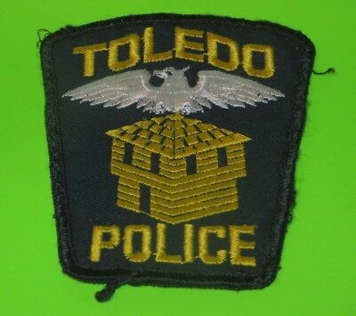 Embroidered Police Patch First 1st Security NEW round