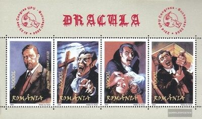 Romania Block340A (complete.issue.) unmounted mint / never hinged 2004 Dracula