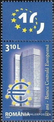 Romania 6298 with zierfeld (complete.issue.) unmounted mint / never hinged 2008
