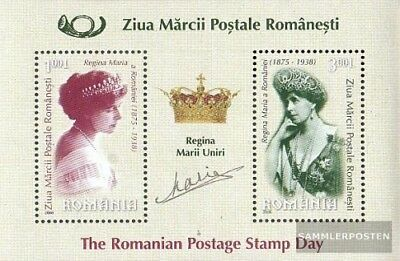 Romania Block436 (complete.issue.) unmounted mint / never hinged 2008 Day the St