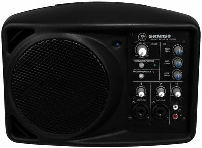Mackie SRM150 5-Inch Personal PA Powered Speaker Monitor